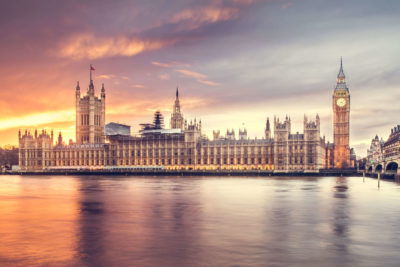 Image of Big Ben and the Houses of Parliament
